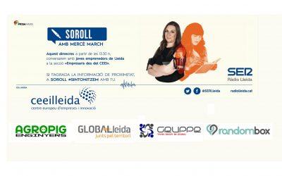 Nova edició del programa 'Empresaris' al CEEILleida