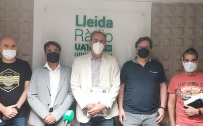 Pira Technology explica a UA1 Lleida Ràdio quins productes donarà a conèixer a la Fira de Sant Miquel