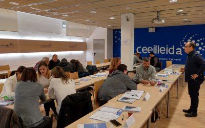 Un total de 126 alumnes s'han inscrit en les formacions que ha ofert el CEEILleida en el que portem d'any