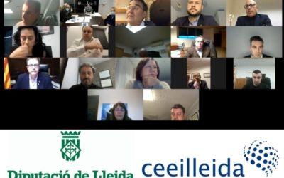 La Junta de Patrons del CEEILleida aprova per unanimitat el pressupost de la Fundació per a l'any 2021