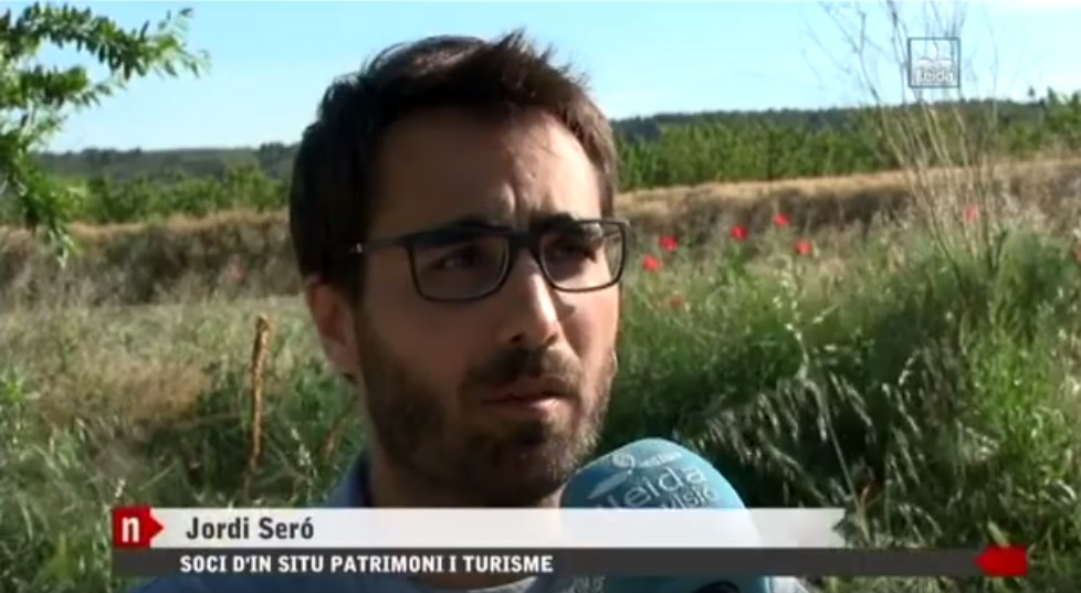 Reportatge d'In Situ a Lleida TV sobre la Ruta Verda de Puigverd de Lleida