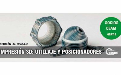 INTECH3D és notícia a la web d'Interempresas pel seminari que organitza a Barcelona sobre fabricació additiva