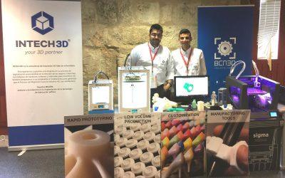 INTECH 3D, la referència del 3D a Lleida