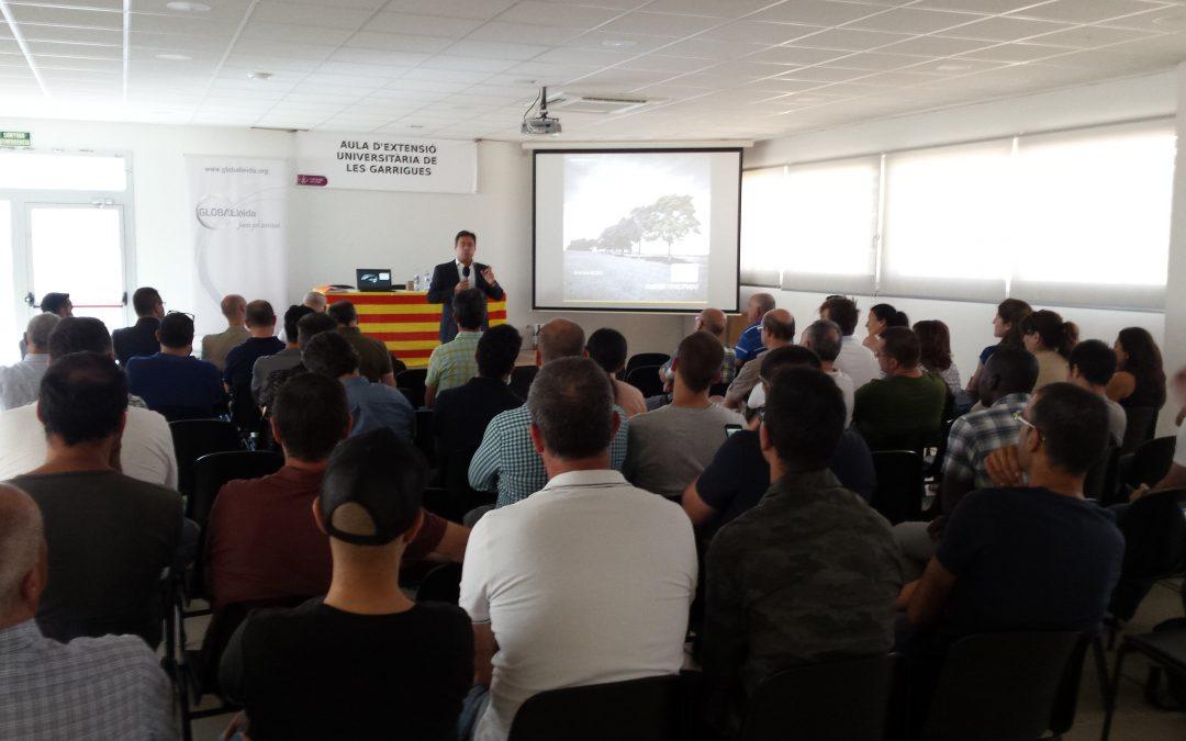 Èxit de participació en la 1a Jornada formativa de Moltura Premium al CEI de Les Borges Blanques
