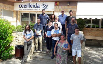 Alumnes de Màrqueting i compravenda internacional visiten el Ceeilleida