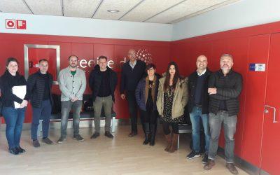 El CEEILleida acull la reunió de la Xarxa d'Allotjaments Empresarials de Catalunya (XAEC)