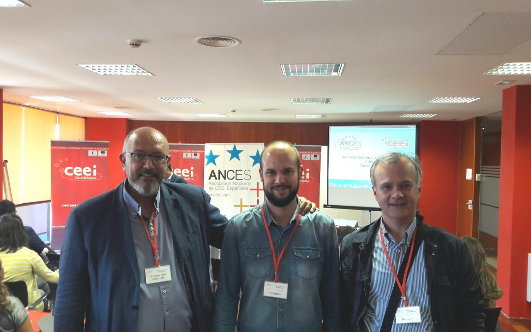 El CEEILleida participa en la jornada de tècnics de CEEIs organitzada per ANCES