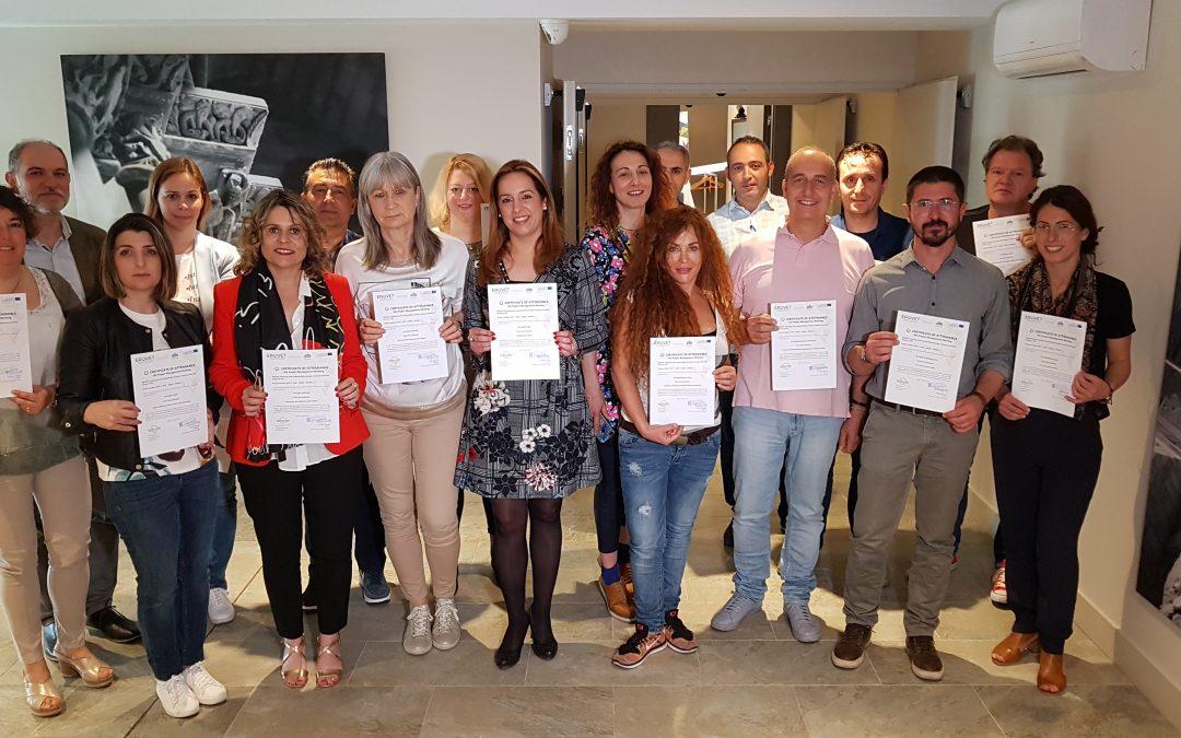 Els resultats aconseguits amb el programa EROVET beneficiaran a més de 23.000 joves de set països europeus