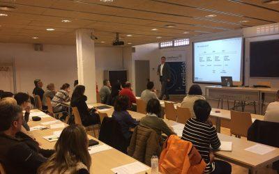 Aquesta setmana, més de 160 inscrits a les sessions formatives de GLOBALleida