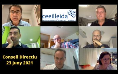 El CEEILleida incorpora 5 empreses en el que portem d'any 2021, i l'índex d'ocupació del viver puja al 73%