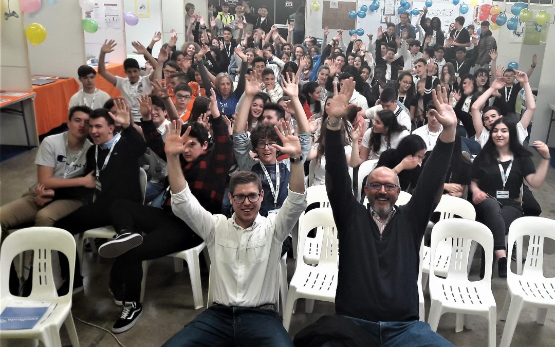 El CEEILleida, present en el FES! 2019 de la Fira Formació i Treball