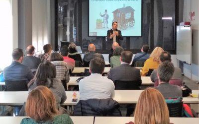 El CEI Tàrrega inicia les sessions dels Dijous Emprenedors Enforma