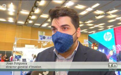 INTECH3D i Invelon exposen en el saló Advanced Factories els seus productes més innovadors
