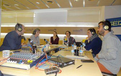 IN SITU, Nearcrumbs, Repaq i USE IT, en el segon programa de l'espai 'Empresaris' de Ràdio Lleida, que s'emet des del CEEILleida