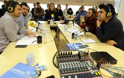 INTECH3D, Growing Together, Forsys Software i Kopen Software expliquen la seva experiència emprenedora en el tercer programa d'Empresaris de Ràdio Lleida, que s'emet des del CEEILleida