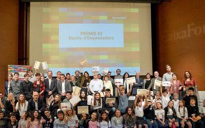 Cinquena edició dels Premis E2, Escola d'Emprenedors