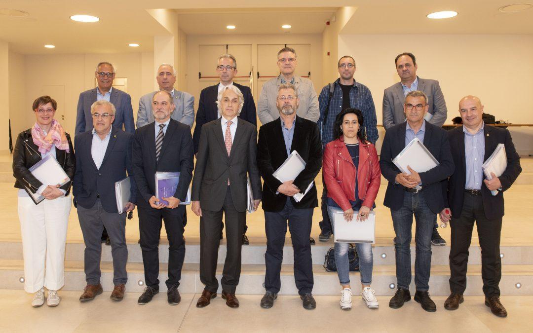 Reunió del Comitè Executiu i Consell General de GLOBALleida