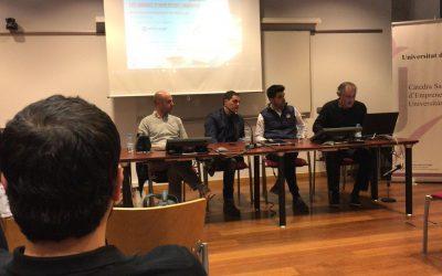 Cardionlive i INTECH3D participen en les XVIII Jornades d'Emprenedors i Innovació a la UdL