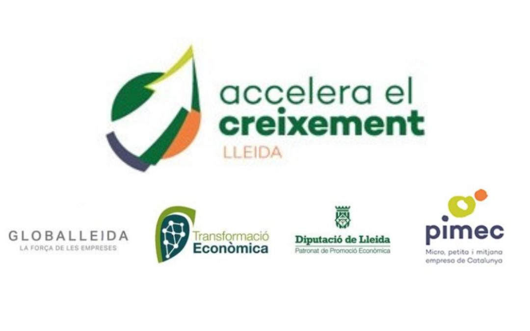 Accelera el Creixement: El programa d'acceleració empresarial de les comarques de Lleida