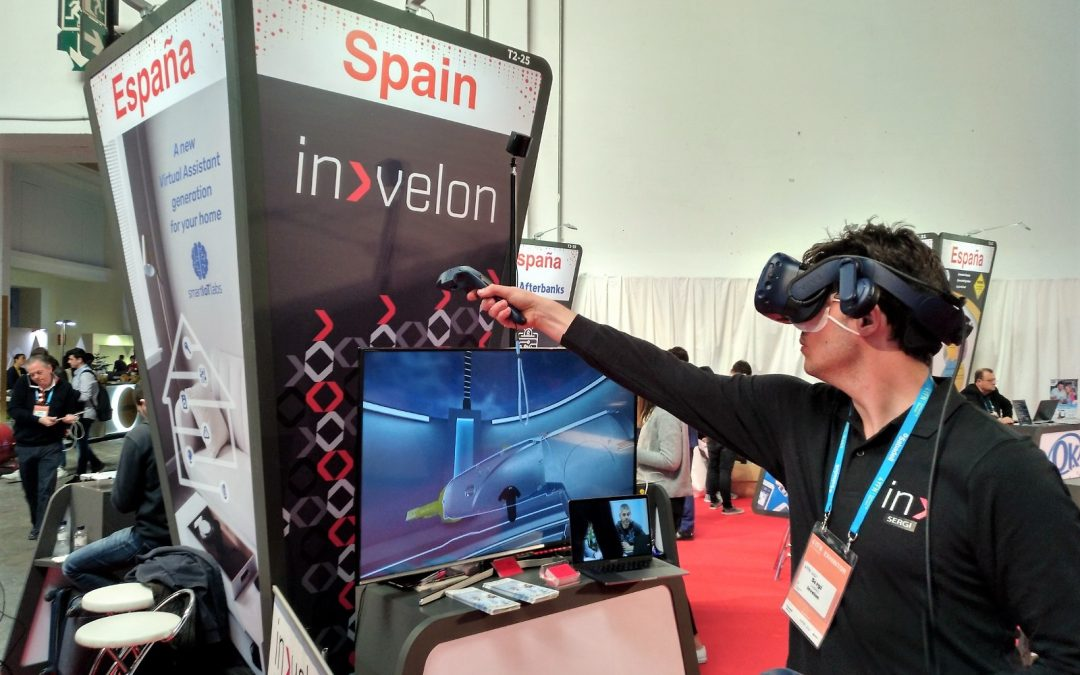 Invelon Technologies, INTECH3D i Aerofor, tres empreses del CEEILleida al Mobile World Congress