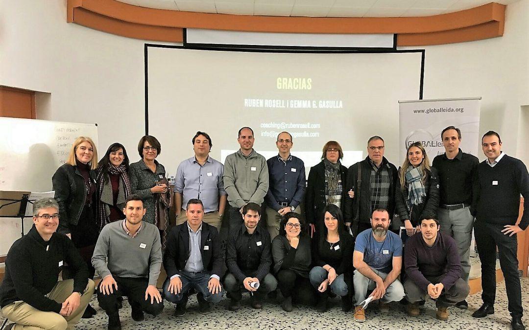 GLOBALleida clou les activitats formatives proposades en el catàleg EmForma amb èxit de participació