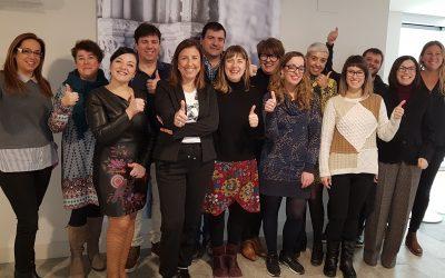 GLOBALLEIDA acosta el programa Escola i Empresa a 1.373 alumnes del territori el 2018