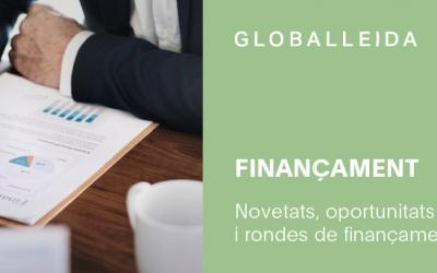 Ronda de Finançament i Assessorament Financer amb l'ICF i ICO