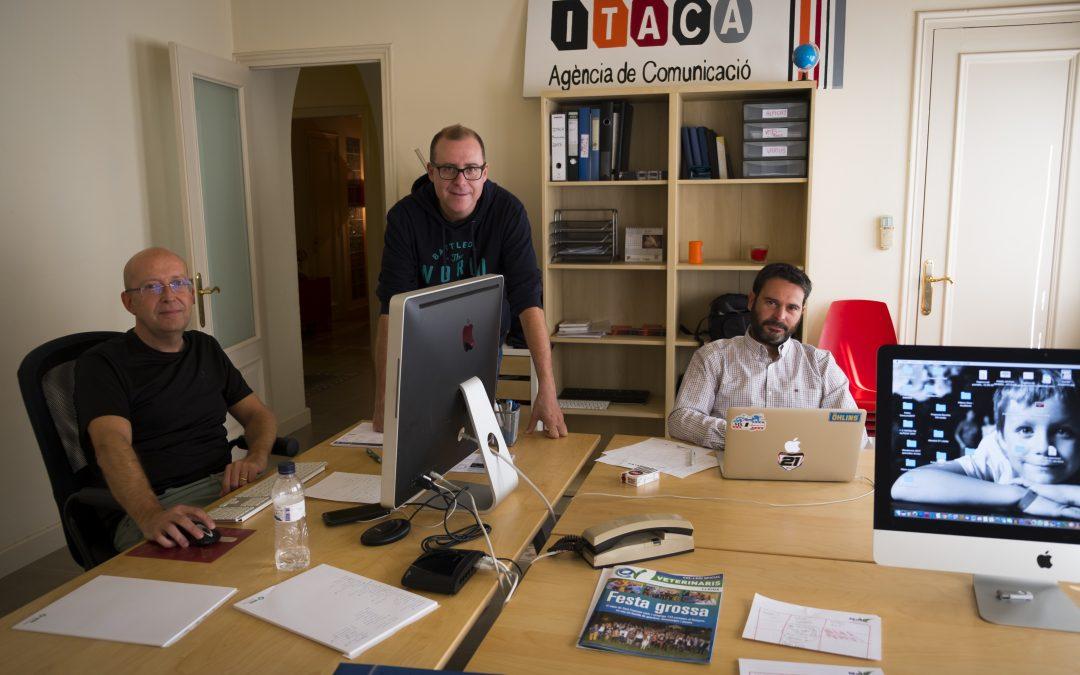 L'Agència Itaca creix i obre oficina al centre de Lleida
