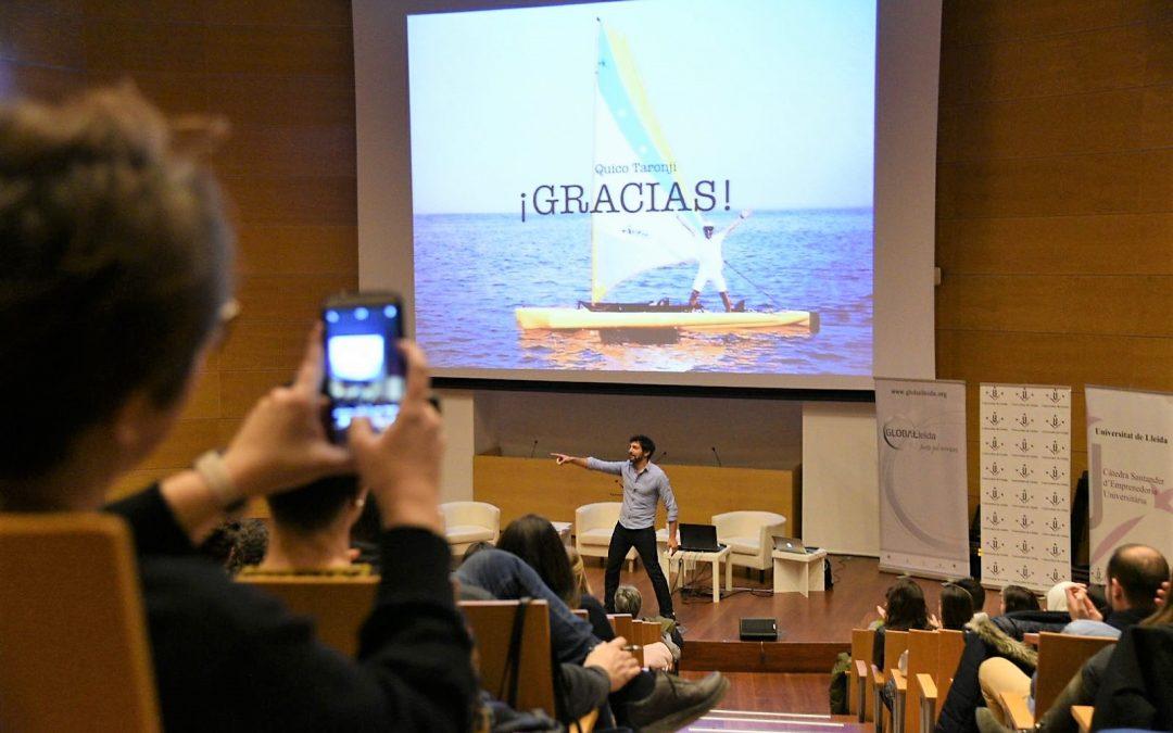 La jornada Endavant de GLOBALleida reuneix a més de 400 joves atrets per l'emprenedoria