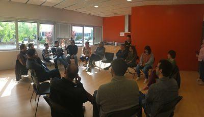 Empreses innovadores de Lleida es troben al CEI Cervera