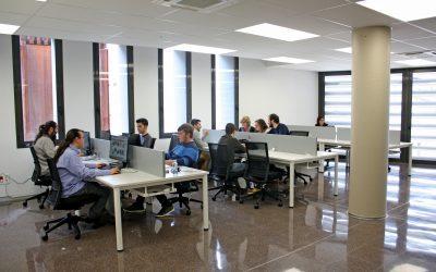 El CEI Balaguer estrena coworking