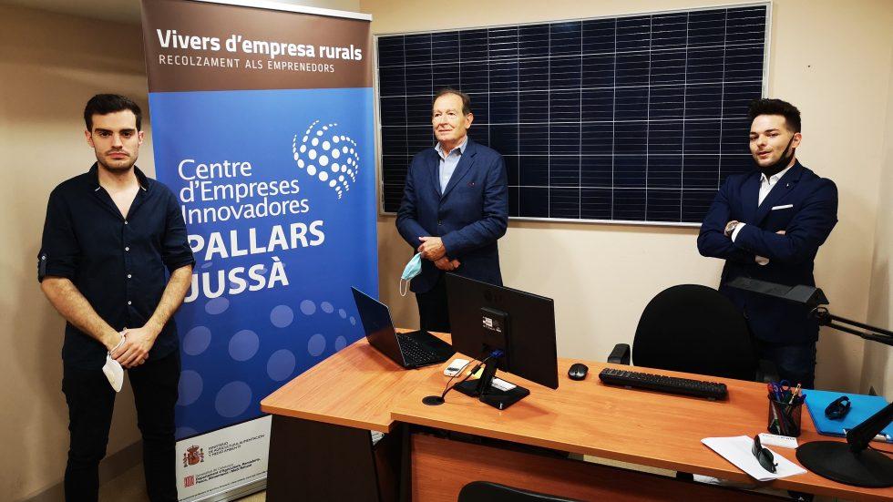 El CEI Pallars Jussà incorpora una nova empresa