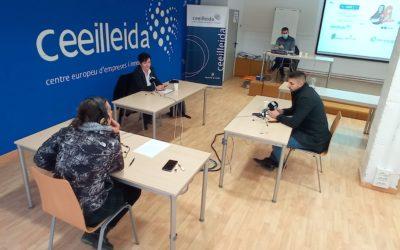 El CEEILleida acull un nou debat radiofònic sobre el present i futur de les energies renovables amb el Patronat de Promoció Econòmica de la Diputació i l'empresa Solenver