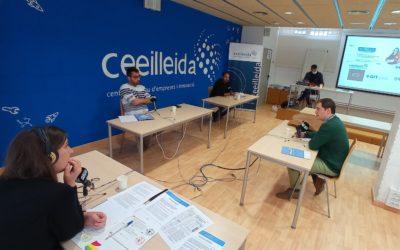 Debat amb USE IT, Masqueit i IN SITU Patrimoni i Turisme sobre innovació en temps de pandèmia a 'Empresaris' de Ràdio Lleida