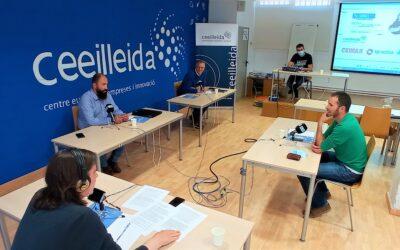 La importància de la ciberseguretat en la societat d'avui, el debat radiofònic des del CEEILleida