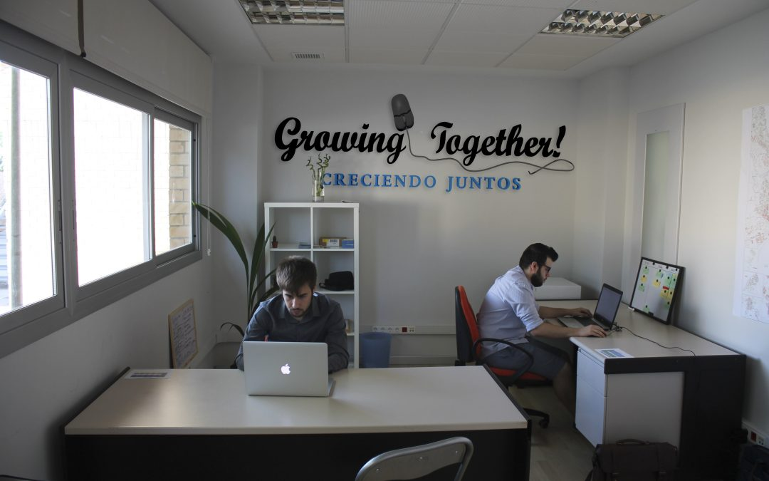 Growing Together, per millorar la imatge corporativa de les empreses