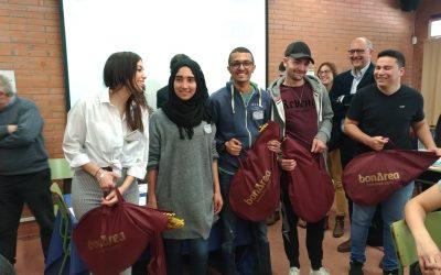 El CEEILleida, present en el Campament d'Innovació i Emprenedoria, amb la participació d'estudiants de cinc instituts