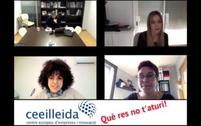 El CEEILleida ofereix tallers online sobre com crear un pla d'empresa