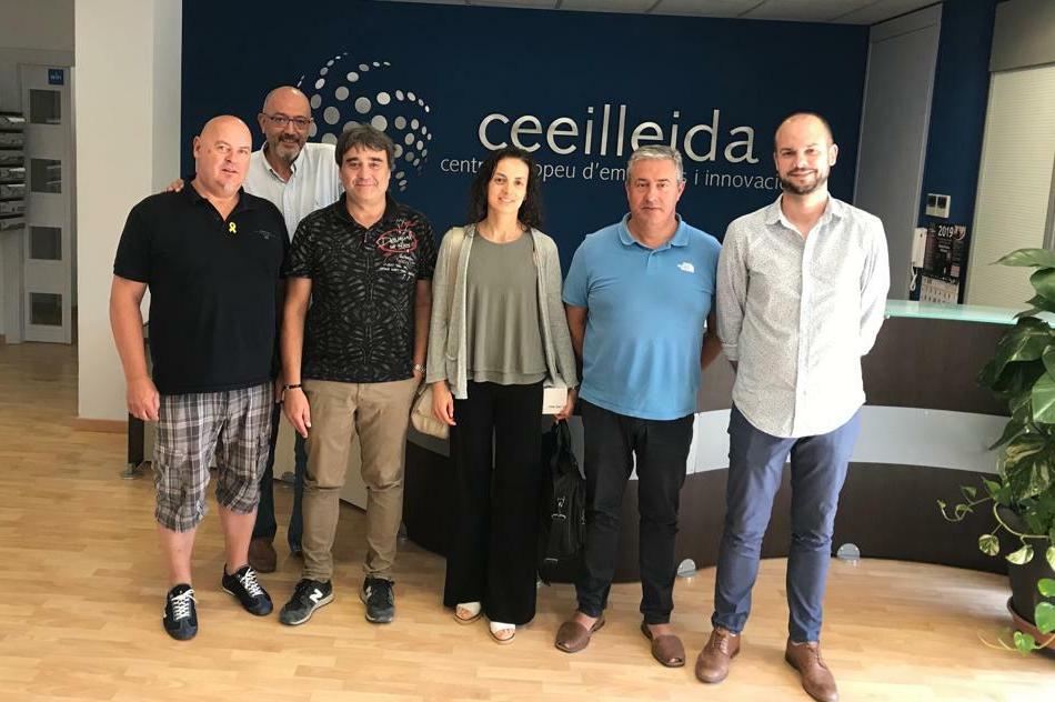 El CEEILleida dóna suport al Centre d'Emprenedoria de Llívia per impulsar un viver d'empreses i consolidar l'activitat econòmica del territori