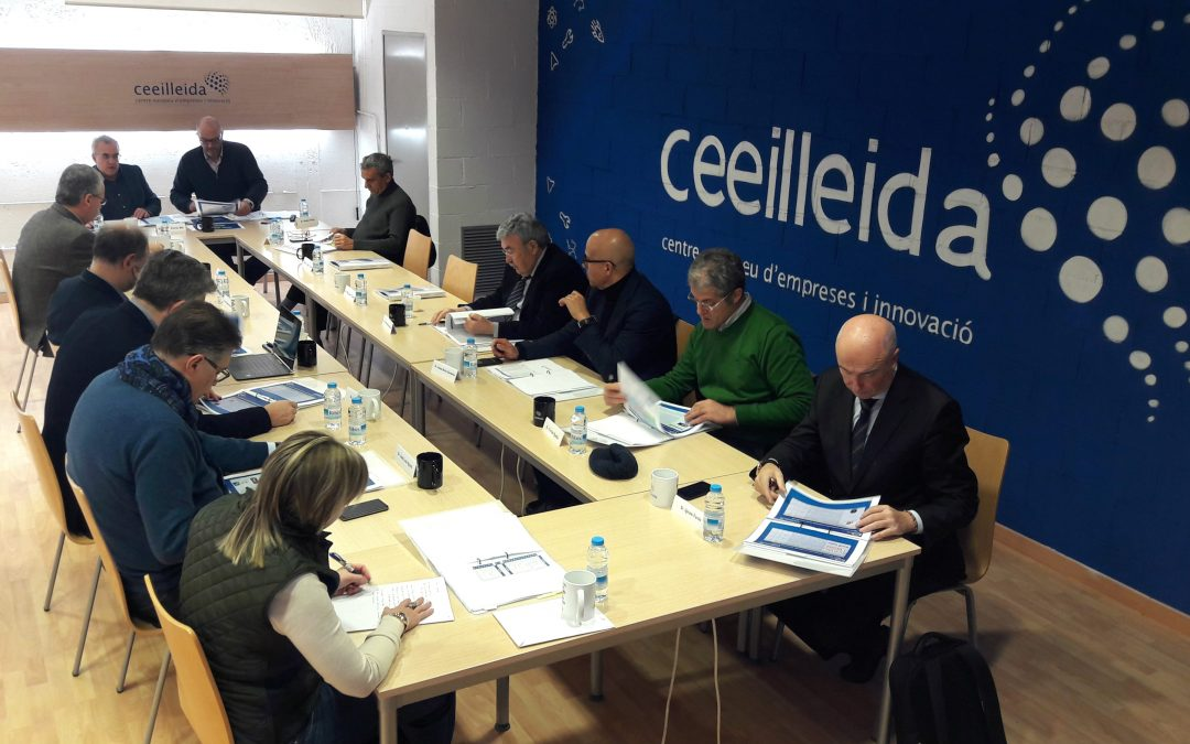 El 88% de les empreses instal·lades en el CEEILleida han augmentat el seu volum de facturació en aquest any 2017
