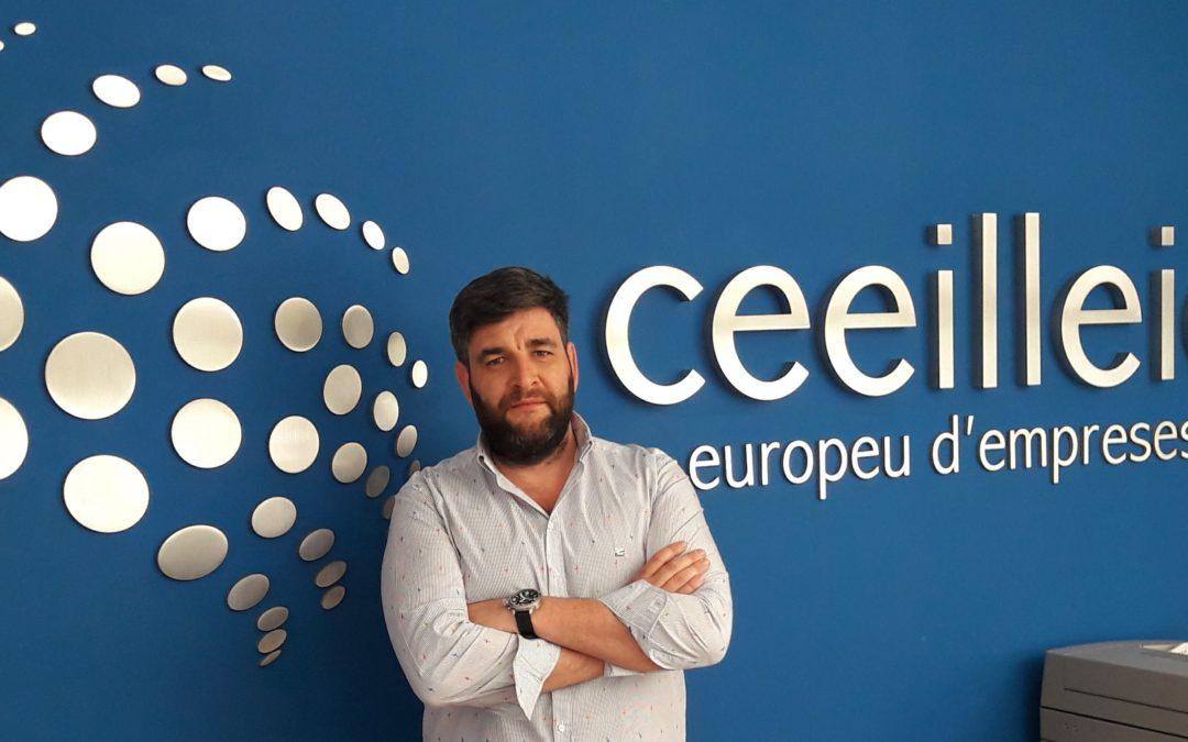 El tècnic del CEEILleida Salvador Pifarré impartirà a la Universitat d'Ibagué, a Colòmbia, un mòdul sobre els nous models empresarials i l'economia col·laborativa