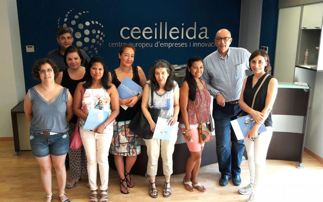 130 estudiants han visitat el Ceeilleida en el que portem de 2017