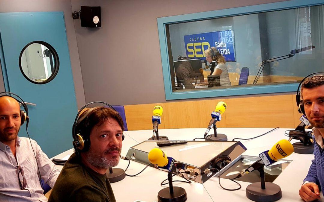Oportunitats de negoci en el sector primari, avui a 'Empresaris' de Ràdio Lleida
