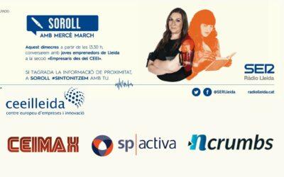 Ceimax, Nearcrumbs i SP Activa parlaran sobre ciberseguretat aquest dimecres a 'Empresaris', de Ràdio Lleida