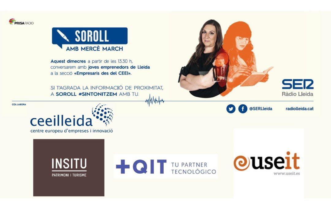 Innovació en temps de pandèmia, aquest dimecres a 'Empresaris' de Ràdio Lleida, des del CEEILleida