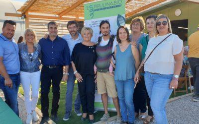 Inauguració de la primera granja de cultiu d'espirulina fresca a Lleida