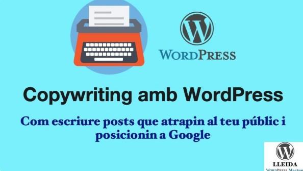 El CEEILleida acull el 6 de febrer la Meetup WordPress Lleida