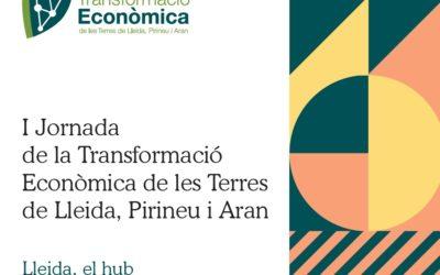 """Jornada: 'Lleida: el """"Hub"""" de la Bioeconomia circular a Catalunya', organitzada pel Patronat de Promoció Econòmica de la Diputació"""
