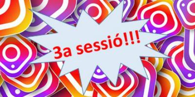 Tercera sessió al CEEILleida de la càpsula 'Instagram per a empreses' per l'alta demanda d'inscripcions