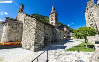 In Situ Patrimoni i Turisme presenta la visita virtual 360 per esglésies de la Val d'Aran